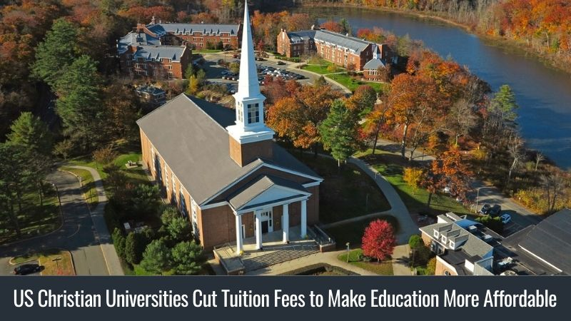 US Christian Universities Cut Tuition Fees to Make Education More Affordable